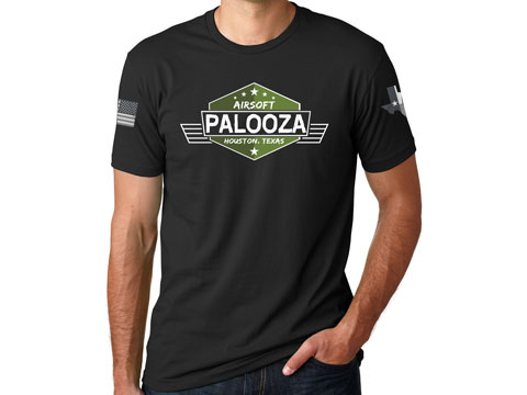 Evike.com Airsoft Palooza 2018 Houston Texas Graphic Tee