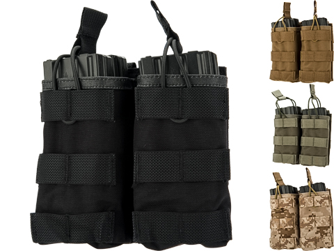 Pantac USA Open-Top Double Mag Pouch