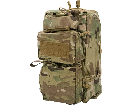 Pantac USA MiniMAP Tactical Compact Backpack (Color: Multicam)