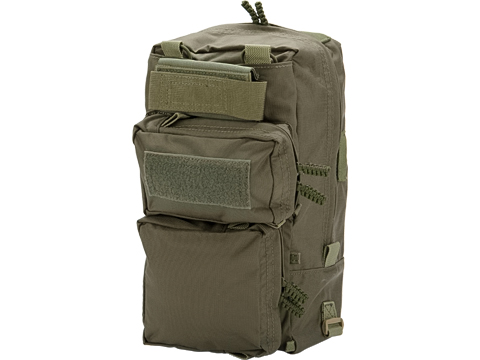 Pantac USA MiniMAP Tactical Compact Backpack (Color: Ranger Green)