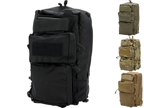 Pantac USA MiniMAP Tactical Compact Backpack (Color: Black)