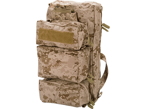 Pantac USA LWMS Muli-Purpose Backpack (Color: Desert Digital)