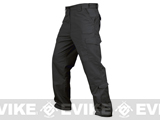 "Condor Lightweight Ripstop Tactical Pants - (Black / 32""x34"")"