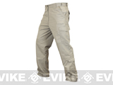 "Condor Lightweight Ripstop Tactical Pants - (Khaki / 32""x32"")"