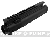 G&G Metal Upper Receiver For G&G Blowback M4 Series Airsoft AEG Rifles - Black