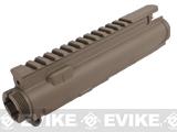 G&G Metal Upper Receiver For G&G Blowback M4 Series Airsoft AEG Rifles - Tan