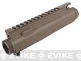 G&G Metal Upper Receiver For Non-Blowback M4 Series Airsoft AEG Rifles - Tan