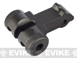 WE P08 P-08 Airsoft GBB Rifle Part #39 - Charging Lever / Rear Sight
