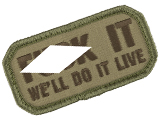 Mil-Spec Monkey Do it Live Morale Patch (Color: Multicam)