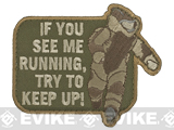 Mil-Spec Monkey EOD Running Morale Patch - Multicam