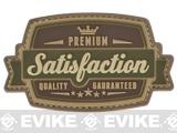 Mil-Spec Monkey Satisfaction PVC Morale Patch (Color: Multicam)