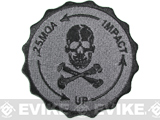 Velcro Backed 0.5 MOA Sniper Patch - Black