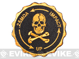 Velcro Backed 0.5 MOA Sniper Patch - Gold