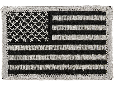 Matrix Hook and Loop U.S. IFF Flag Patch (Color: SWAT / Regular)