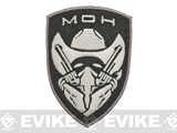 MOH Embroidered Morale Patch (Style: Cowboy / SWAT)