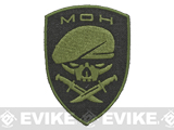 MOH Embroidered Morale Patch (Style: Ranger / Green)