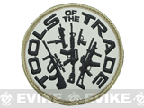 Rothco Tools of the Trade Hook and Loop Patch