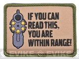 Rothco If You Can Read This... Hook and Loop Patch