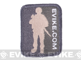 Evike.com Morale Infantry IFF Hook & Loop Patch - ACU