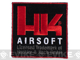 H&K Licensed IFF Morale Patch