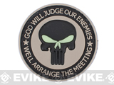 Judgement Glow-in-the-Dark PVC Velcro Patch
