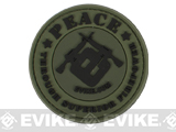 PVC Hook an Loop IFF Patch -