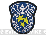 Raccoon Police Dept. S.T.A.R.S. PVC Patch