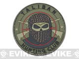 PVC Morale IFF Hook and Loop Patch - Taliban Hunter