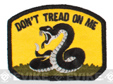 Mil-Spec Monkey Don't Tread Hook and Loop Patch - Full Color