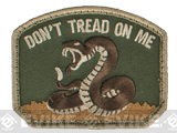 Mil-Spec Monkey Don't Tread Hook and Loop Patch - Multicam
