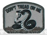 Mil-Spec Monkey Don't Tread Hook and Loop Patch - SWAT