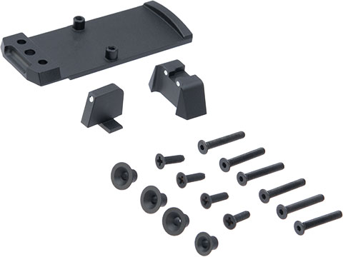 6mmProShop Plan Beta RMR Mount Base for SIG Sauer M17 GBB Pistols