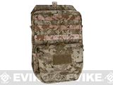 Pro-Arms Plate Carrier Back Bag - Digital Desert