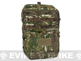 Pro-Arms Plate Carrier Back Bag - Land Camo