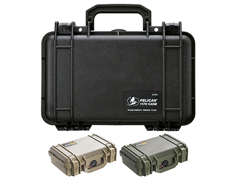 Pelican™ 1170 WL/WF w/ Foam Small Multi-Purpose Case