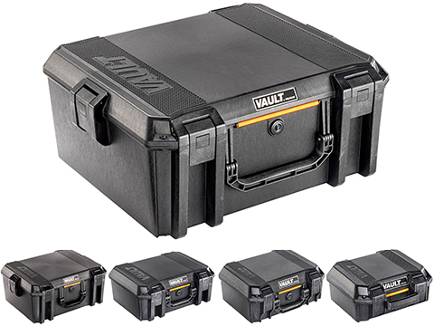 Pelican Vault Tactical Accessories Case (Model: V200)