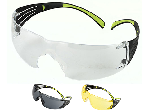 3M Peltor SecureFit 400 Anti-Fog Lightweight Safety Glasses