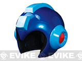Officially Licensed Capcom Mega Man Wearable Helmet Prop Replica