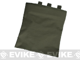 Black Owl Gear / Phantom High Speed Foldable Magazine Dump Pouch (Color: Ranger Green)