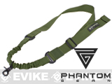 Phantom Gear Level-1 Operator One-Point Bungee Sling - (Color: OD Green)