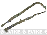 Black Owl Gear / Phantom Military Grade Tactical Assault Rifle Universal Three Point Sling - Tan