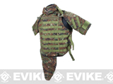 Phantom Interceptor Modular OTV Plate Carrier - Medium / Digital Woodland