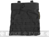 Phantom Level-3 High Speed Modular Tactical Dump Pouch - Black