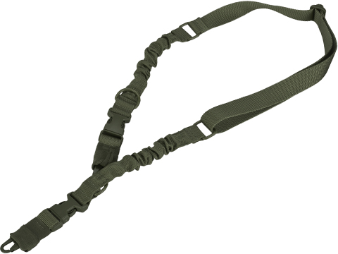 Phantom Gear Convertible 2-1 Point Tactical Sling (Color: OD Green)