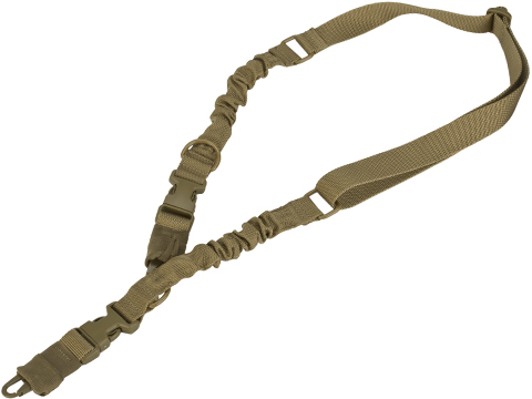 Phantom Gear Convertible 2-1 Point Tactical Sling (Color: Tan)