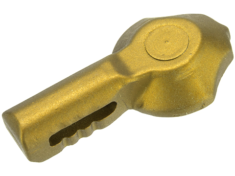 APS Phantom Safety Selector for Airsoft M4/M16 AEGs (Color: Gold /  Long Throw)