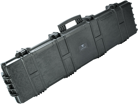 Phantom Gear Armory Series 51 Waterproof Shotgun / Rifle Case w/ Customizable Grid Foam