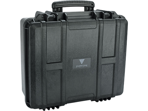 Phantom Gear Armory Series Equipment Case w/ Foam Padding