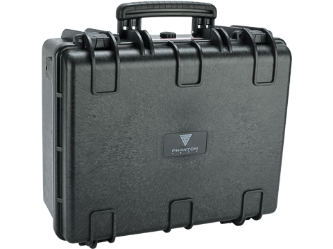 Phantom Gear Armory Series IP67 Waterproof Equipment Case w/ Customizable Grid Foam