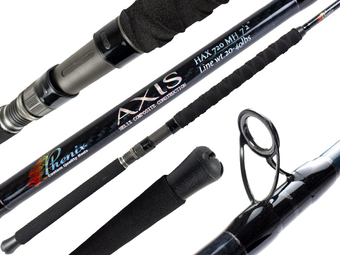 Phenix Axis Offshore Conventional Fishing Rod